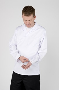Bakers Top Long Sleeved 245gsm