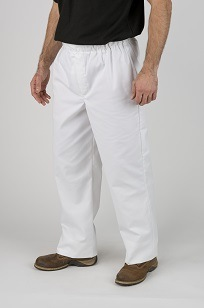 Elasticated Trousers 245gsm Poly Cotton