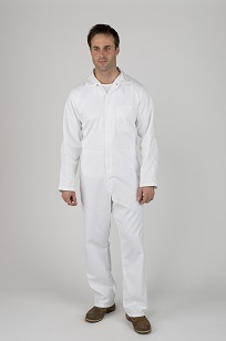Raglan Boilersuit 245gsm Poly Cotton