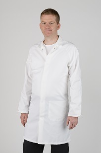 Raglan Smock Coat 245gsm Poly Cotton