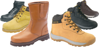 products personal protection equipment safety footwear
